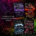 Release Boost: From Shadow and Silence by Carrie Ann Ryan
