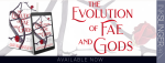 Blog Tour: The Evolution of Fae and Gods by Sawyer Bennett
