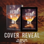 Cover Reveal: Here With Me by Samantha Young