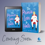Cover Reveal: The Price I Love to Hate by IrisMorland