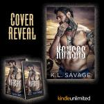 Cover Reveal: Kansas by K.L. Savage