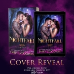 Cover Reveal: Nightfall by EmilyGoodwin