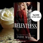 Release Blitz: Relentless by JadeWest