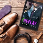 Cover Reveal: Replay by AmyDaws