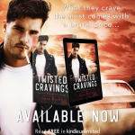 Release Blitz: Twisted Cravings by Cora Reilly