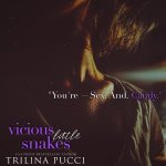 Release Blitz: Vicious Little Snakes by Trilina Pucci