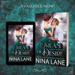 Release Blitz: A Dream of Desire by NinaLane