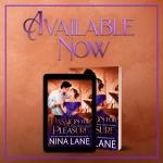 Release Blitz: A Passion For Pleasure by NinaLane