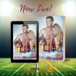 Release Blitz for Blitz by A.M.Williams