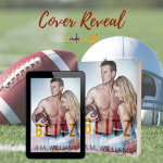 Cover Reveal for Blitz by A.M.Williams