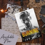 Release Blitz: BRIGHTLY BURNING BRIDGES (Kings of Capital #3) by Ivy Wild