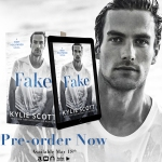 Cover Reveal: Fake by KylieScott