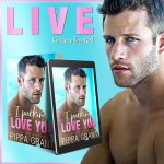 Release Blitz: I Pucking Love You by PippaGrant
