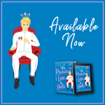 Release Blitz: The Prince I Love To Hate by IrisMorland