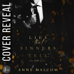 Cover Reveal: Lies That Sinners Tell by AnneMalcom