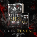 Cover Reveal: Little Lies by Elena M. Reyes