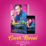 Cover Reveal: Mama's Boy by AveryFlynn