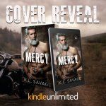 Cover Reveal: Mercy by K.L.Savage