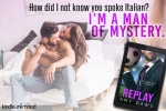 Release Blitz: Replay by Amy Daws