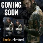 Cover Reveal: Raven by K.L. Savage