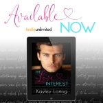 Release Blitz: The Love Interest by Kayley Loring