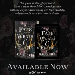 Release Blitz: A Fate of Wrath & Flame by K.A.Tucker
