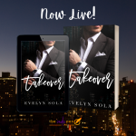 Release Blitz for Takeover by EvelynSola