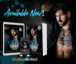 Release Blitz: Broken Fighter by Maggie Cole