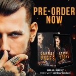 Cover Reveal: Carnal Urges by J.T.Geissinger