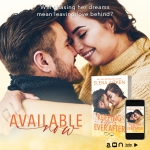 Keeping Happily Ever After by Elena Aitken is now live!