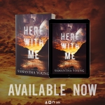 Release Blitz with Review: Here With Me by SamanthaYoung