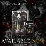 Release Blitz: Little Lies by Elena M. Reyes