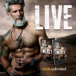 Release Blitz: Mercy by K.L.Savate