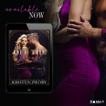 Release Blitz: Off the Record by KristenProby