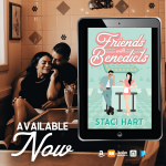 Release Blitz with Review: Friends With Benedicts by StaciHart