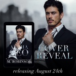 Cover Reveal: Alpha CEO by M.Robinson