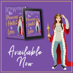 Release Blitz: The Princess I Hate To Love by IrisMorland