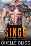 Cover Reveal: Singe by ChelleBliss