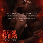 Cover Reveal: In Flesh We Burn by ClarisJade