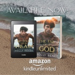 Release Blitz with Review: The Fall of a God by HollyRenee