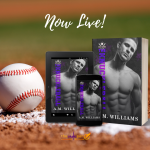 Release Tour for The Knuckleball by A.M.Williams