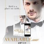 Release Blitz: Cruel Dynasty by GenevaLee