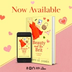 Release Blitz: Beauty and the Brit by Poppy St.James