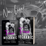 Release Tour for Forever with the Mechanic by AllieYork