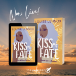 Release Blitz for Kiss of Fate by LouiseLennox