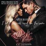 Cover Reveal: Give Me a Reason by A.L.Jackson