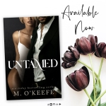 Release Blitz: Untamed by M.O'Keefe