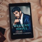 Cover Reveal: Western Waves by BrittainyCherry
