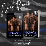 Cover Reveal for Engage by KateStacy