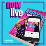 Release Blitz: Kiss and Don't Tell by MeghanQuinn
